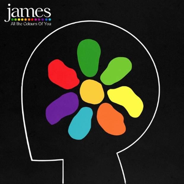 Το 16ο άλμπουμ του συγκροτήματος James