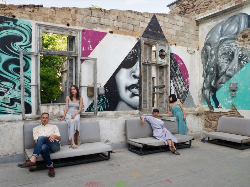 How a Place becomes a Person: Μαρίλλη Μαστραντώνη και Εντροπία Ensemble