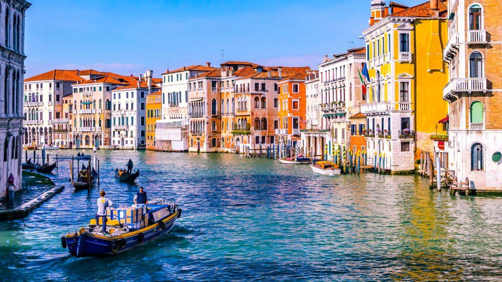 Βενετία, Photo by Kit Suman on Unsplash