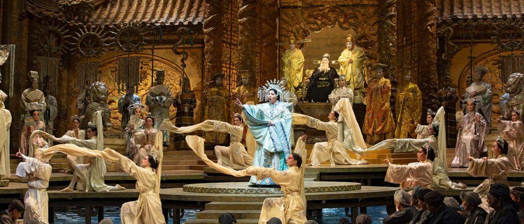 «Τουραντό» - Μητροπολιτική Όπερα της Νέας Υόρκης