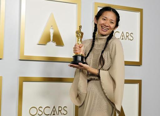Κλόε Ζάο - Όσκαρ Καλύτερης Σκηνοθεσίας και Καλύτερης Ταινίας