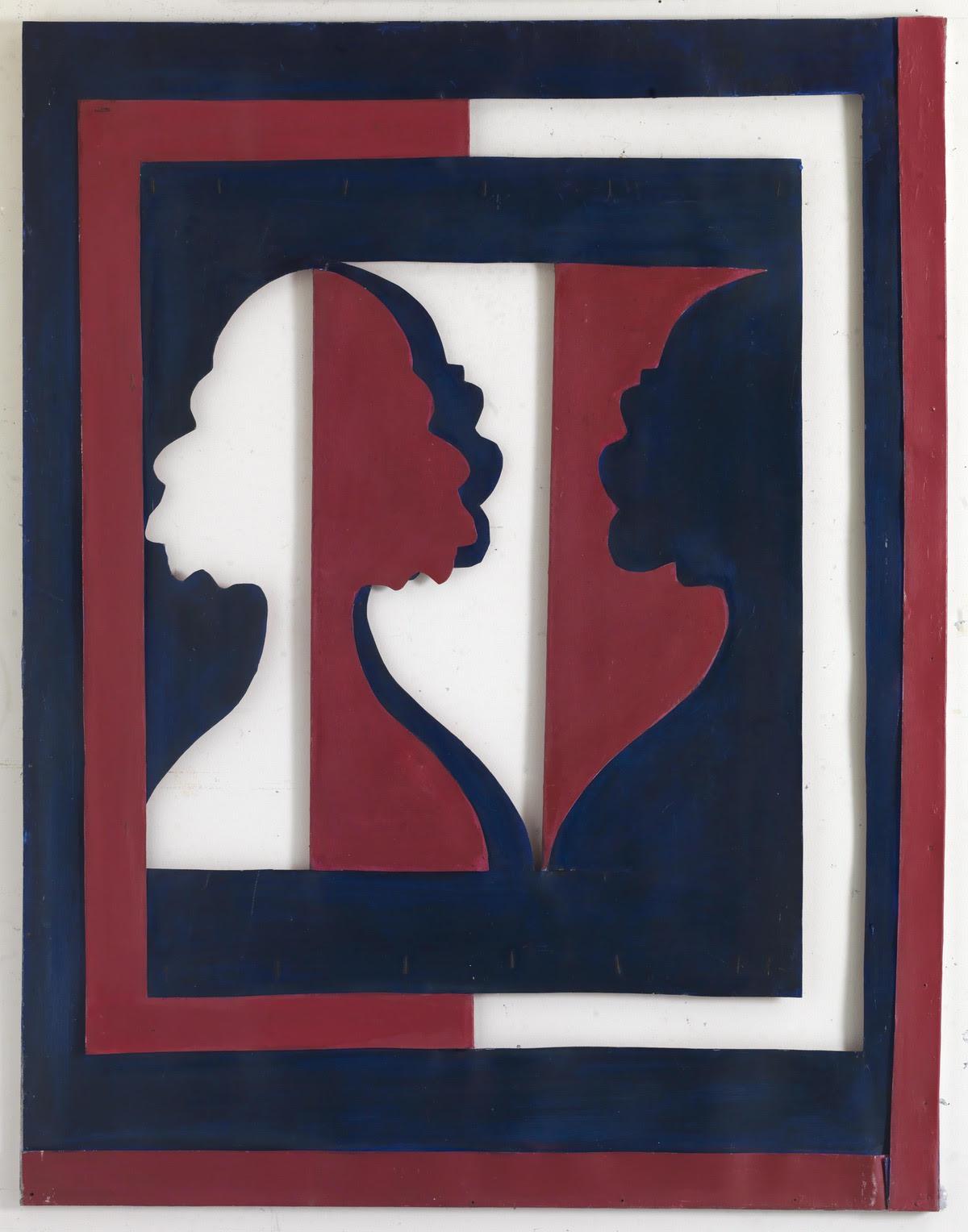 Δανιήλ Παναγόπουλος- Λάδι σε χαρτόνι και ξύλο- 95 x 73.5 εκ.