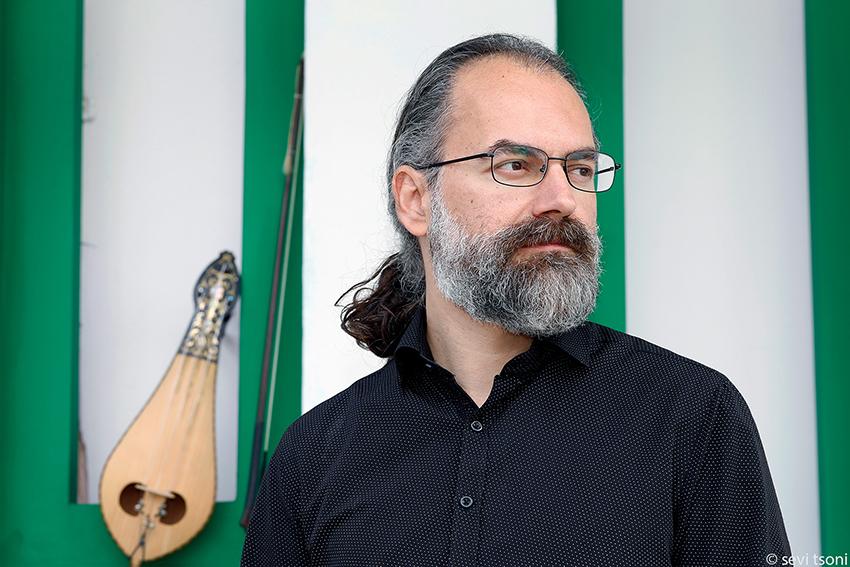 Σωκράτης Σινόπουλος. Φωτογραφία: Σέβη Τσόνη