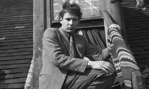 Λούσιαν Φρόιντ σε νεαρή ηλικία, Photograph credits: National Portrait Gallery London/Francis Goodman