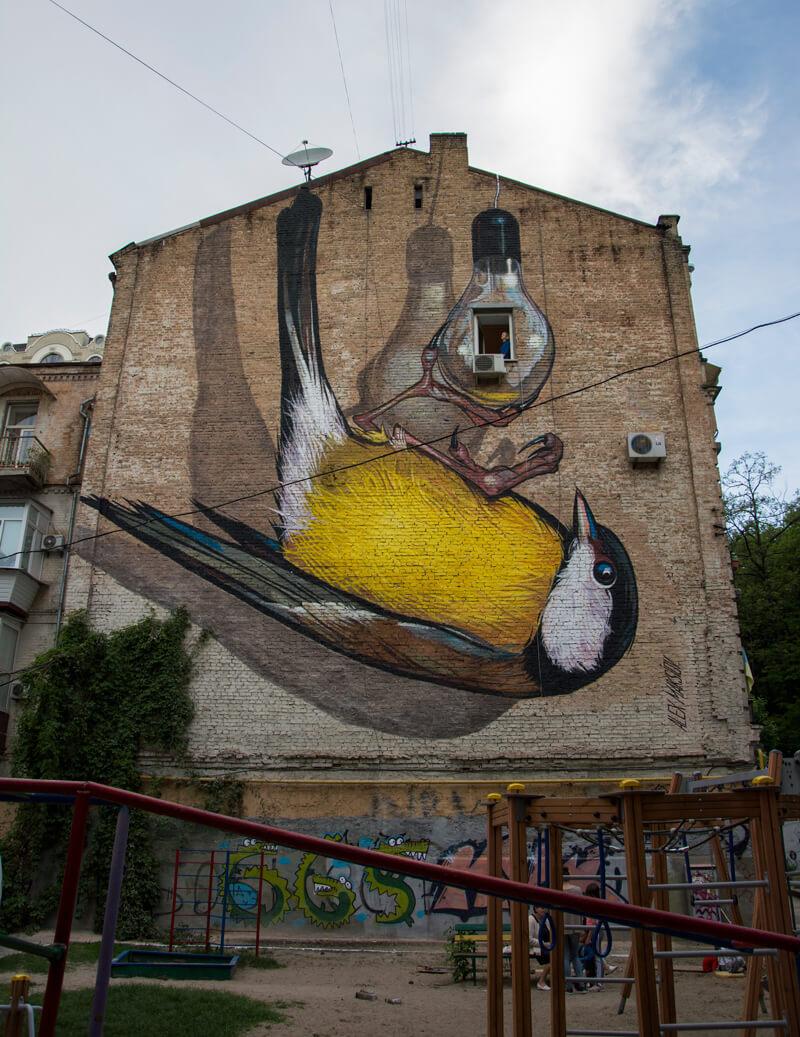 Alex Maksiov, Freedom, Κίεβο, Ουκρανία