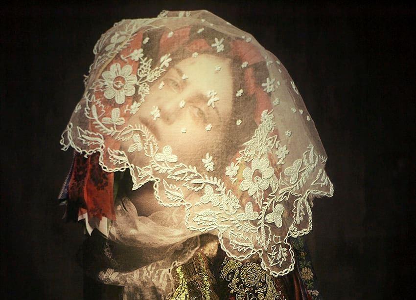 Φορεσιά Κέρκυρας, 19ος αιώνας / Nefeli Bouhayar