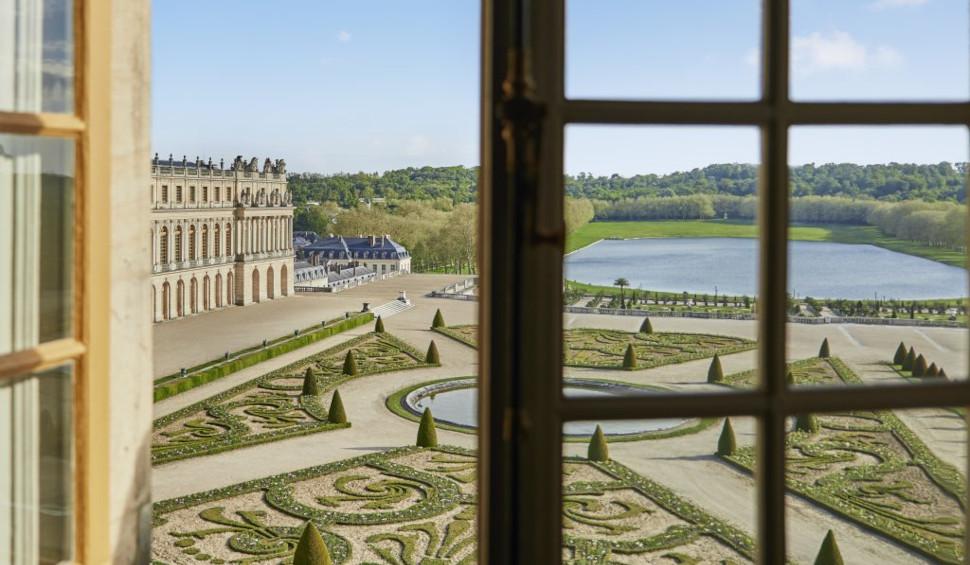 Το Παλάτι των Βερσαλλιών ανοίγει τις πόρτες του στο κοινό. Photo courtesy of Airelles Château de Versailles, Le Grand Contrôle.