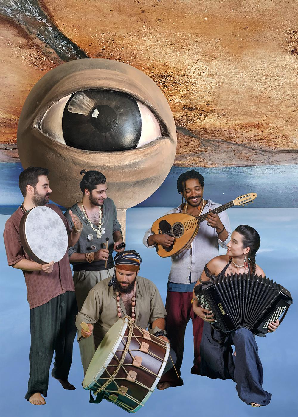 Η ιστορία ενός μονόφθαλμου: Μια μουσικοθεατρική παράσταση για όλη την οικογένεια