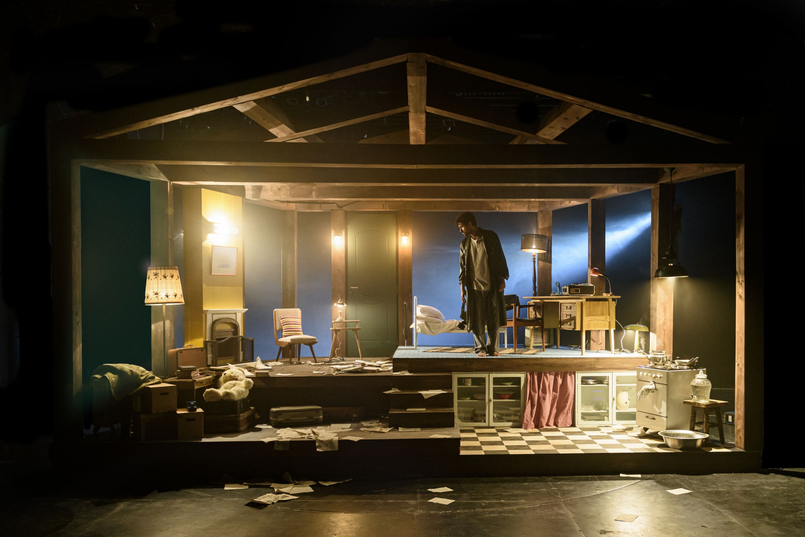 «Η μηχανή του Τιούρινγκ», του Benoit Soles στο Θέατρο Κατερίνας Βασιλάκου