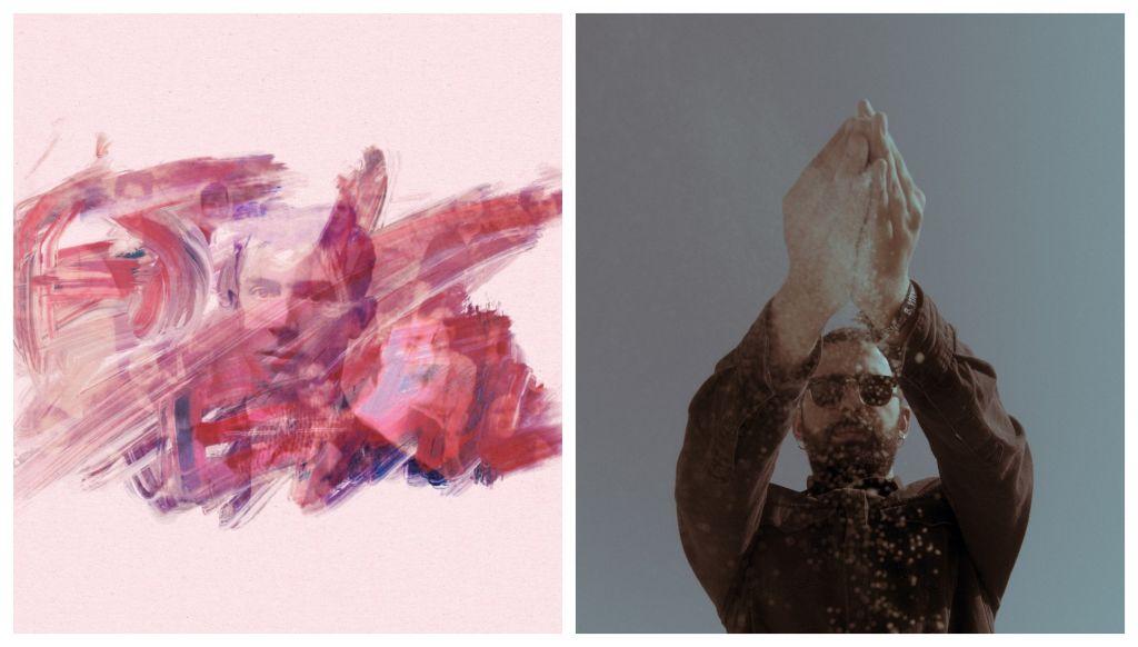Αριστερά: Logout. Δεξιά: Transparent Man/Φώτο: Jannis Tomtsis