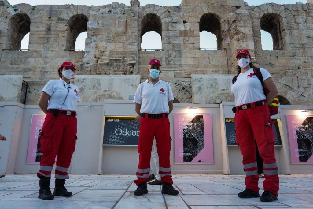 Μνημόνιο συνεργίας του Φεστιβάλ Αθηνών Επιδαύρου με τον Ελληνικό Ερυθρό Σταυρό