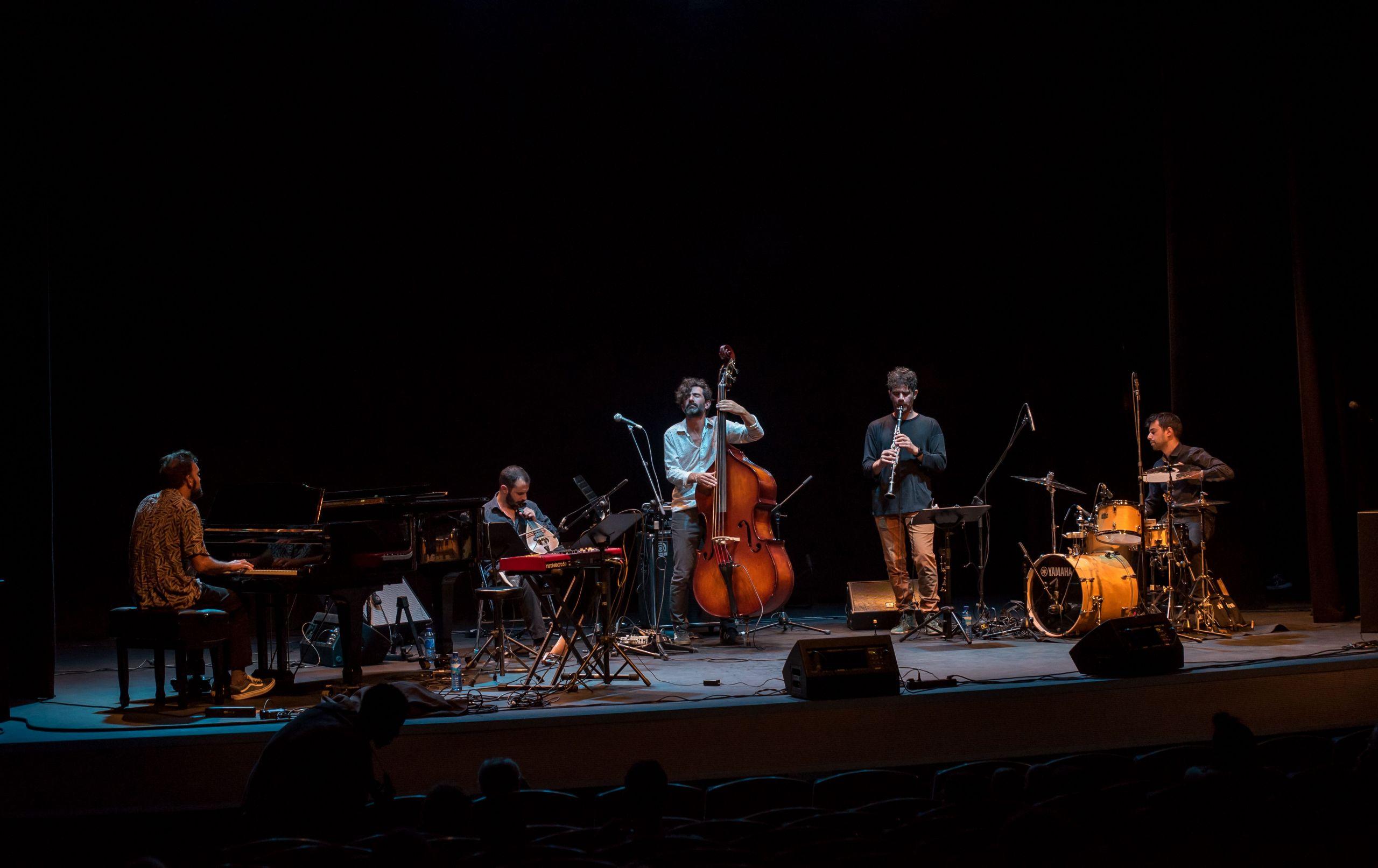 Το Mihalis Kalkanis Group στο Jazz Palma Festival της Ισπανίας