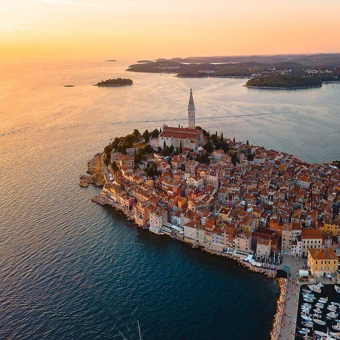 Ρόβινι, Κροατία.