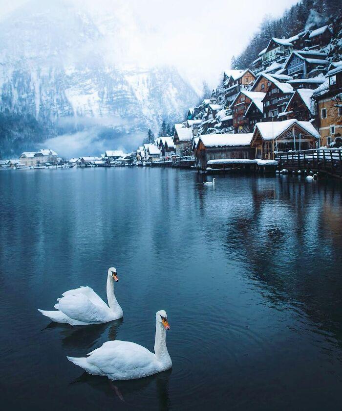 Χάλστατ, Αυστρία.