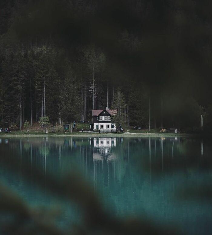 Λίμνη Gölcük, Τουρκία.