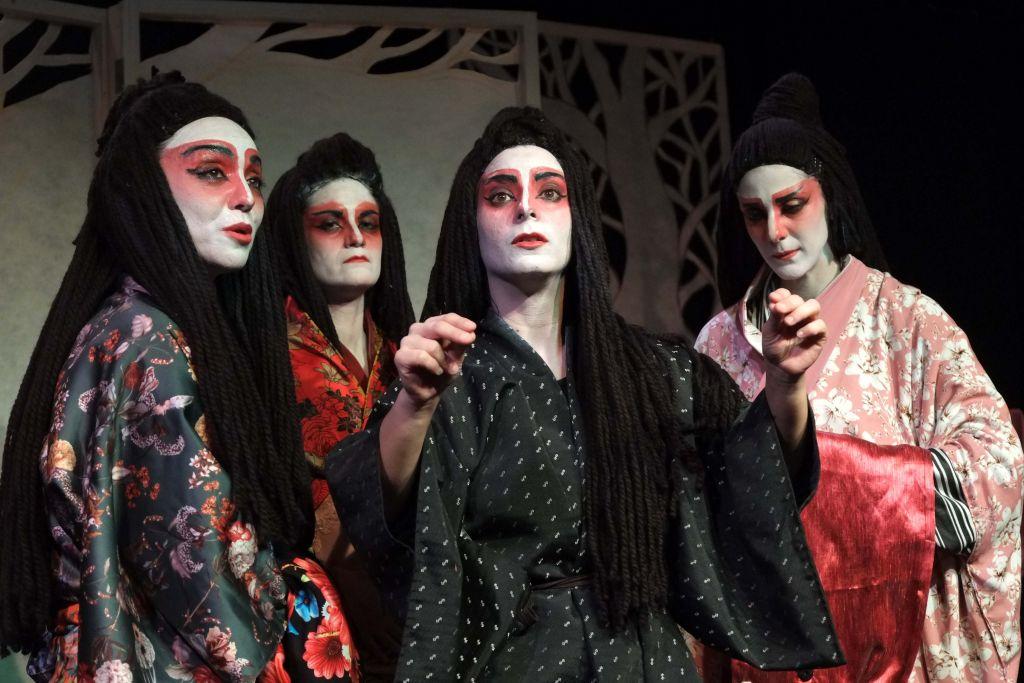 «Ιστορίες Φαντασμάτων από την Ιαπωνία» στο Χυτήριο Θέατρο