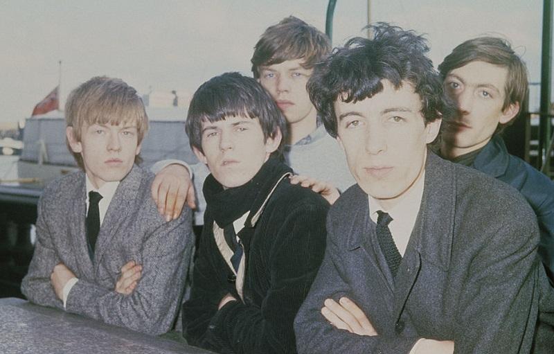 Οι Rolling Stones το 1963. Photo Credits: Mark and Colleen Hayward/Redferns