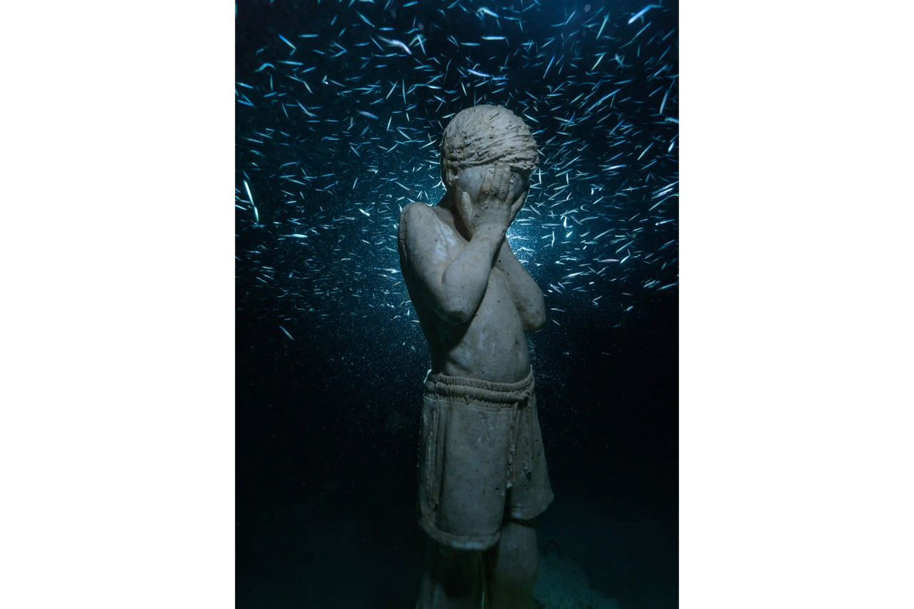 Courtesy of Jason DeCaires Taylor