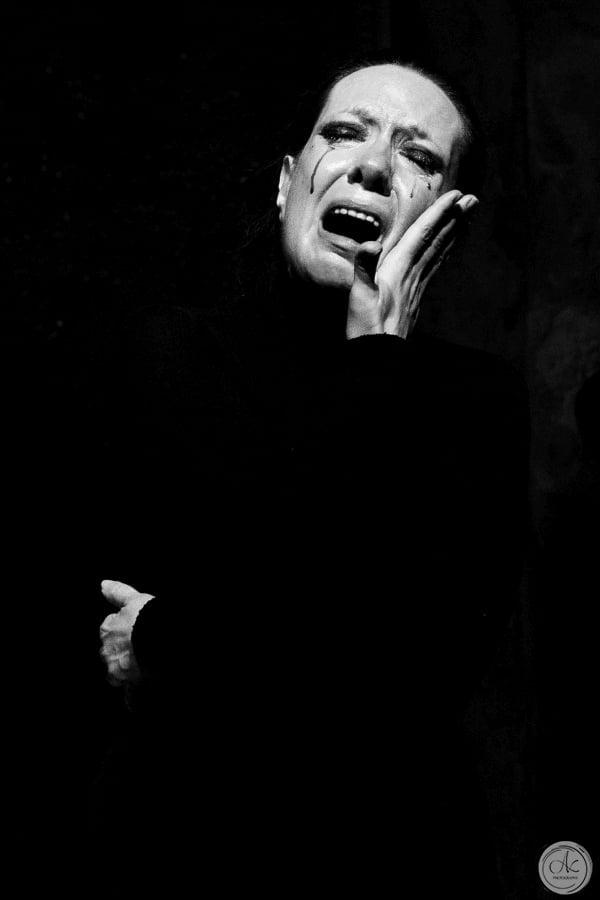 Μήδεια του Ευριπίδη, σε σκηνοθεσία Δημήτρη Γεωργαλά στο Θέατρο Μπάγκειον