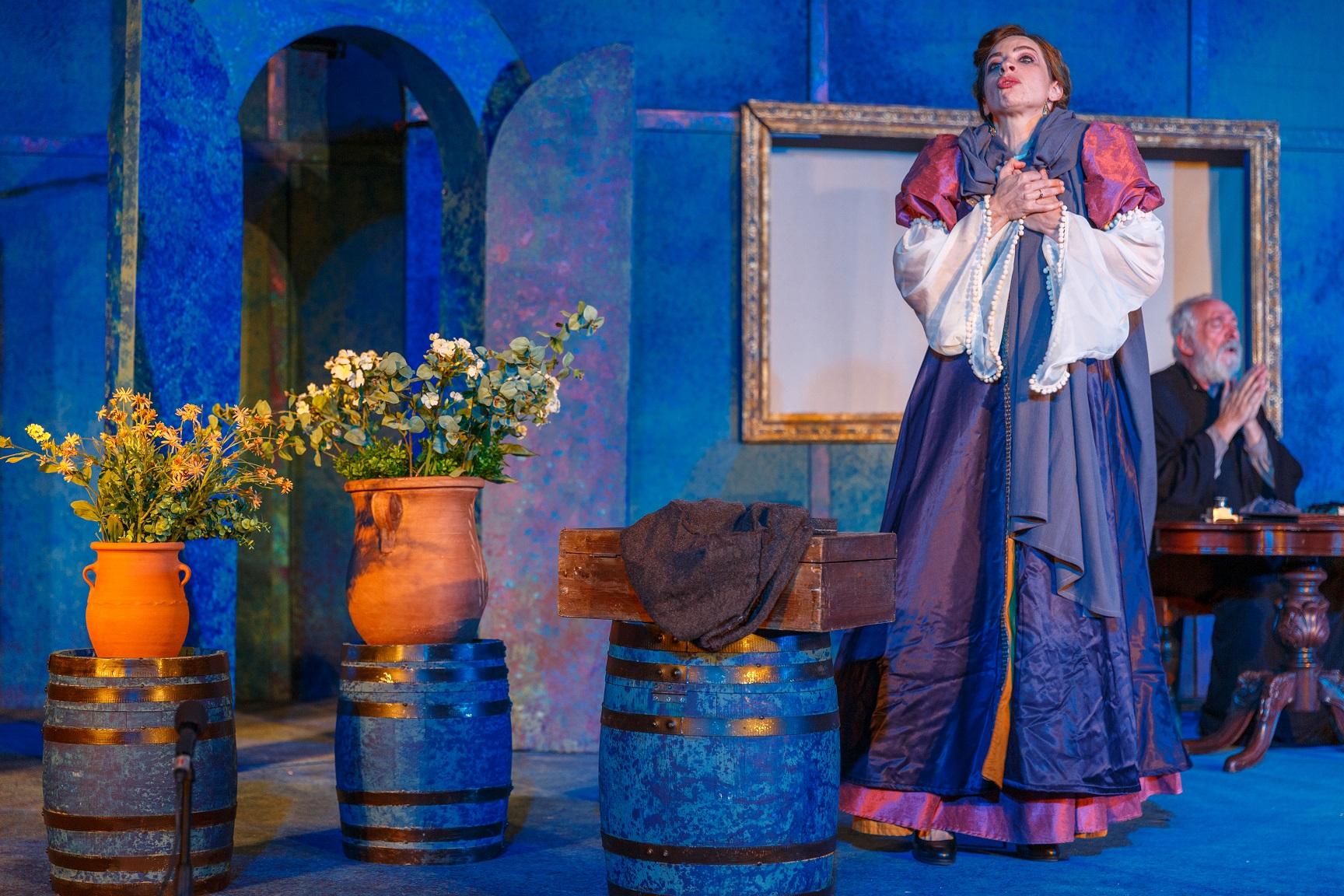 """Οι """"Αθάνατες"""", της Τάνιας Χαροκόπου στο Βεάκειο Θέατρο Πειραιά"""