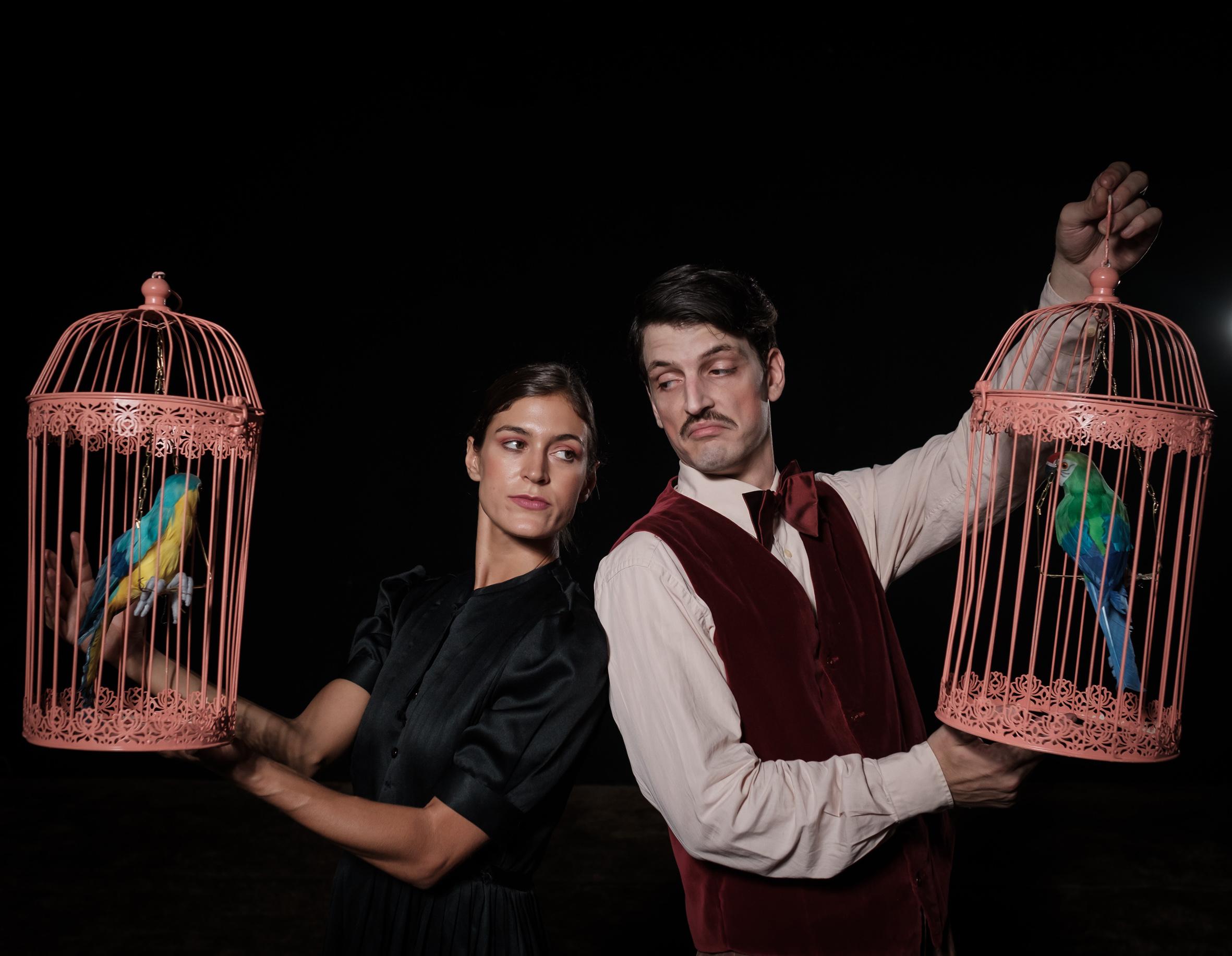 Η Κληρονομιά του Μαριβώ στο Κηποθέατρο Παπάγου για μία παράσταση