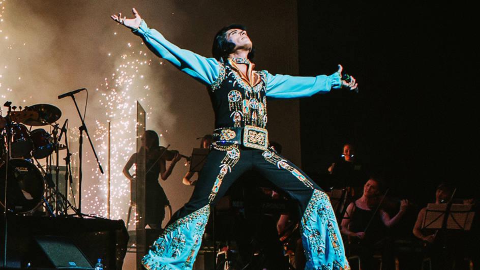 CT Garden Festival: Μια βραδιά αφιερωμένη στον Elvis Presley