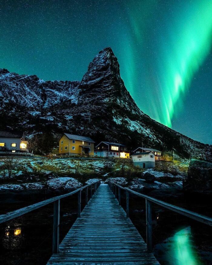 Stetind, Νορβηγία.