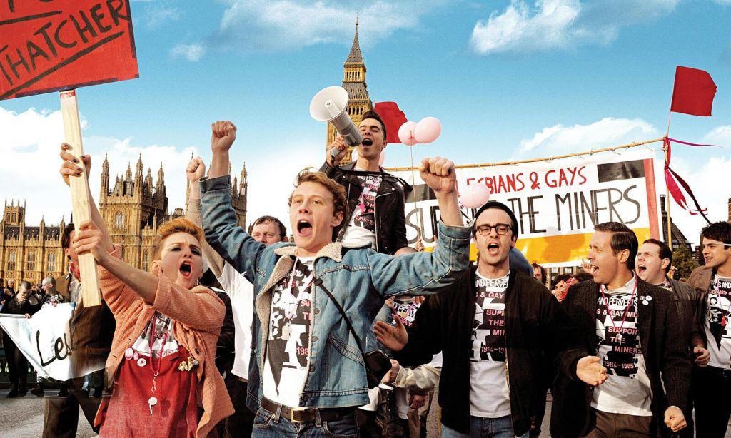 6. Προβολές σε θερινά σινεμά: Park Your Cinema – «Pride» (2014) στο ΚΠΙΣΝ