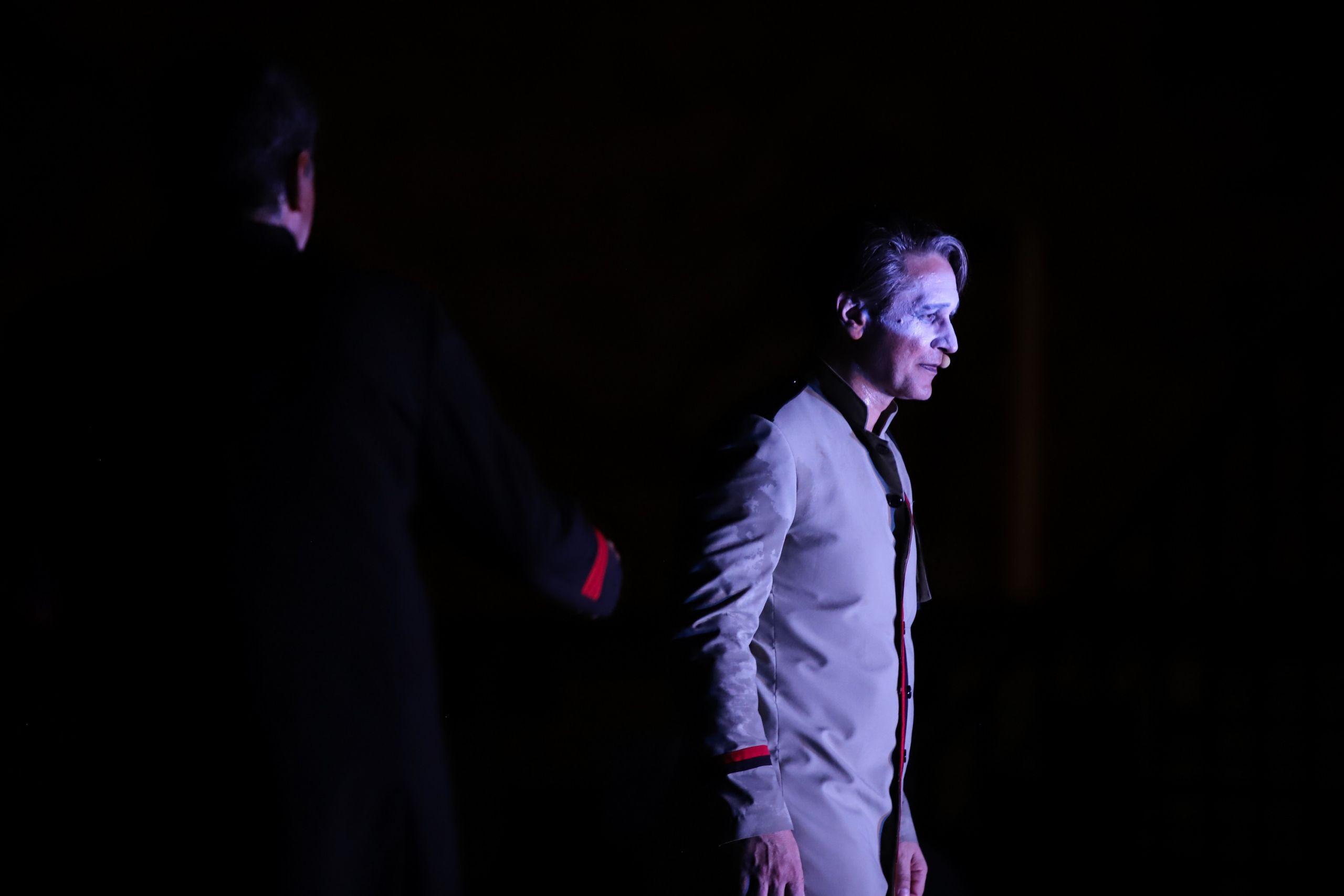 Οθέλλος σε σκηνοθεσία Αιμίλιου Χειλάκη στο Φεστιβάλ Κολωνού