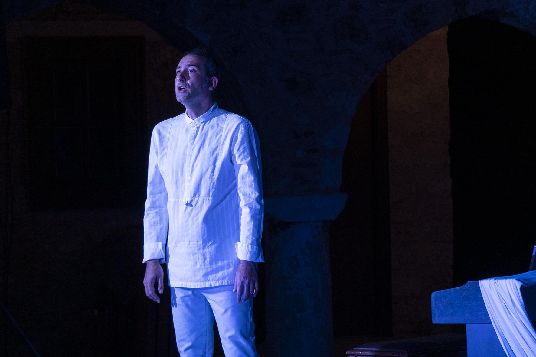 «Η Σπείρα του Έρωτα» στο Θέατρο Αλκμήνη