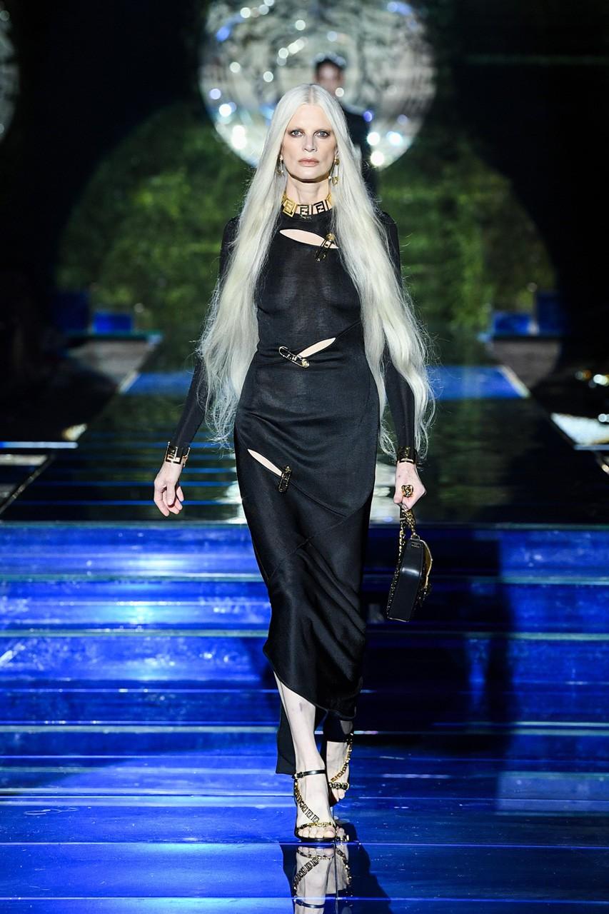 Photo Credits: Versace and Fendi