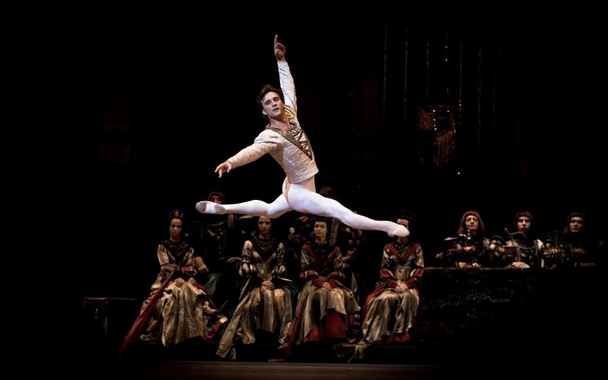 Ο Μαύρος Κύκνος – Gala Μπαλέτου Bolshoi Mariinsky