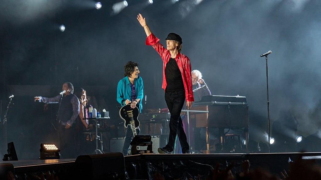 Rolling Stones, photo credits: Raph_PH/Wikimedia Commons