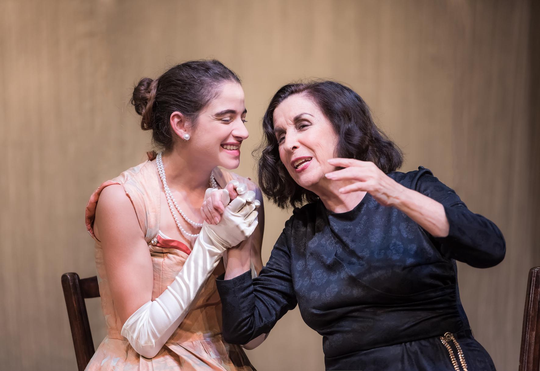 """""""Μαρίκα"""" με την Νένα Μεντή στο Θέατρο Χώρα"""