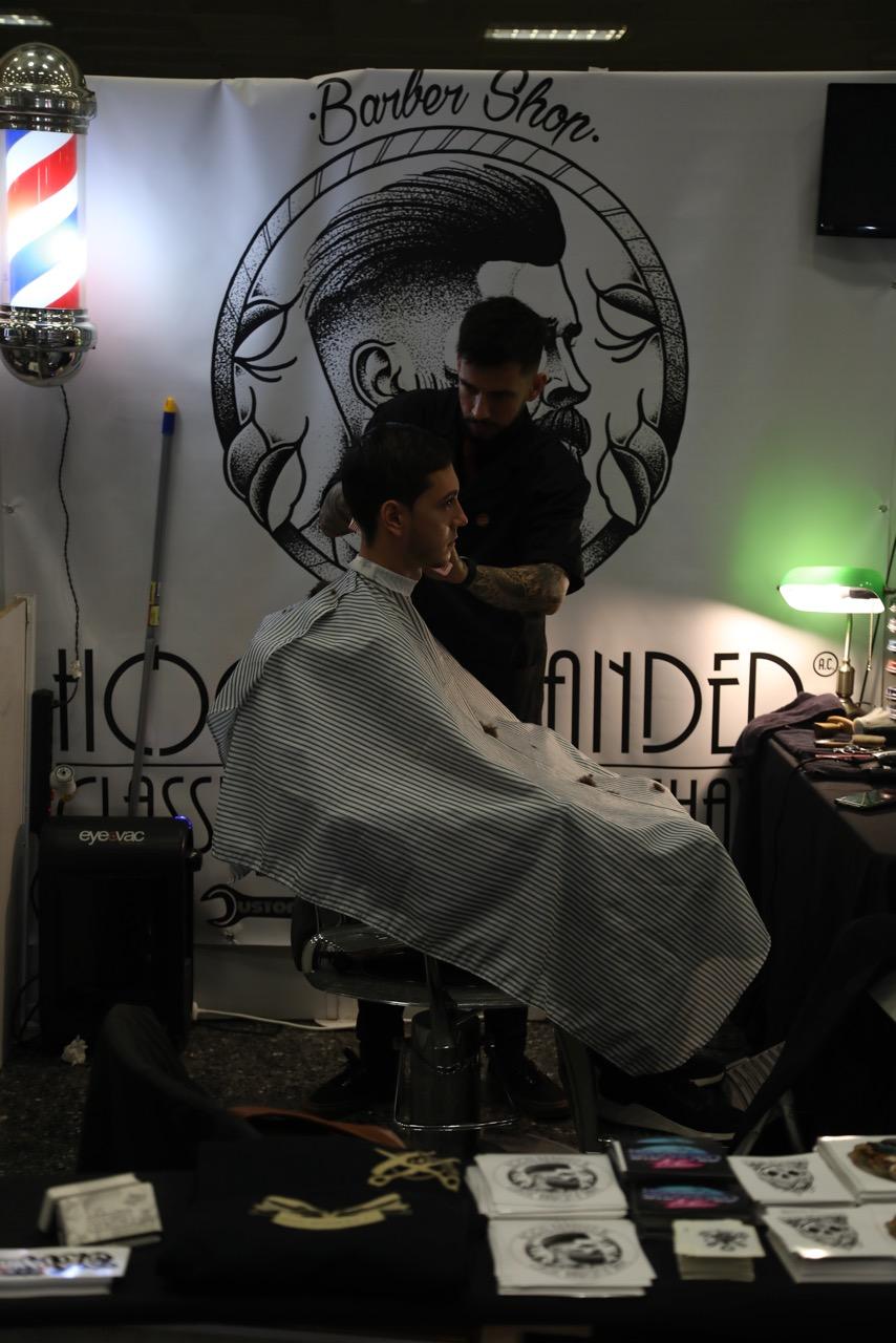 5o Athens Tattoo Expo στο Παλιό Αμαξοστάσιο του ΟΣΥ στο Γκάζι