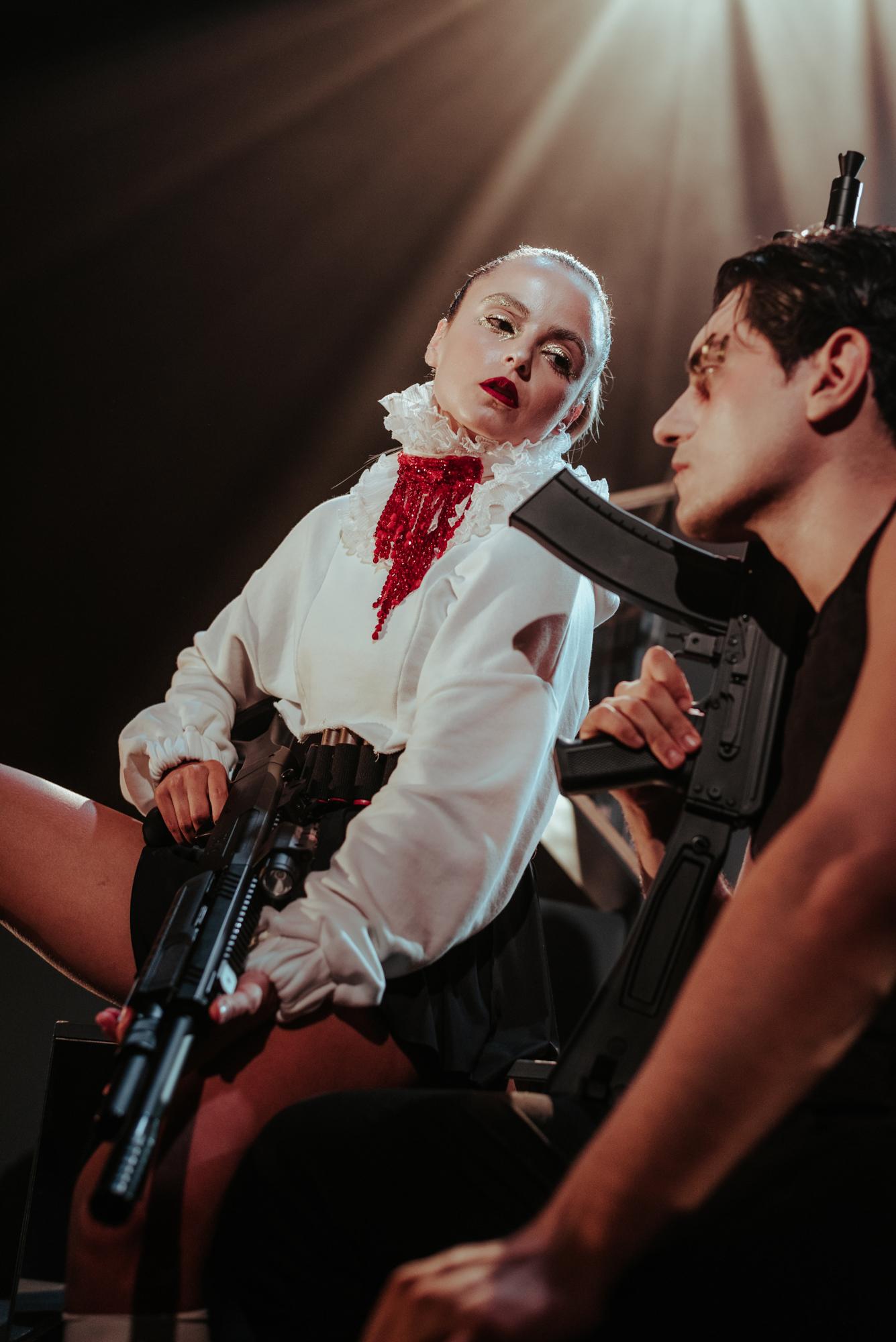 This is not Romeo & Juliet, του Αργύρη Πανταζάρα στο Θέατρο Πορεία