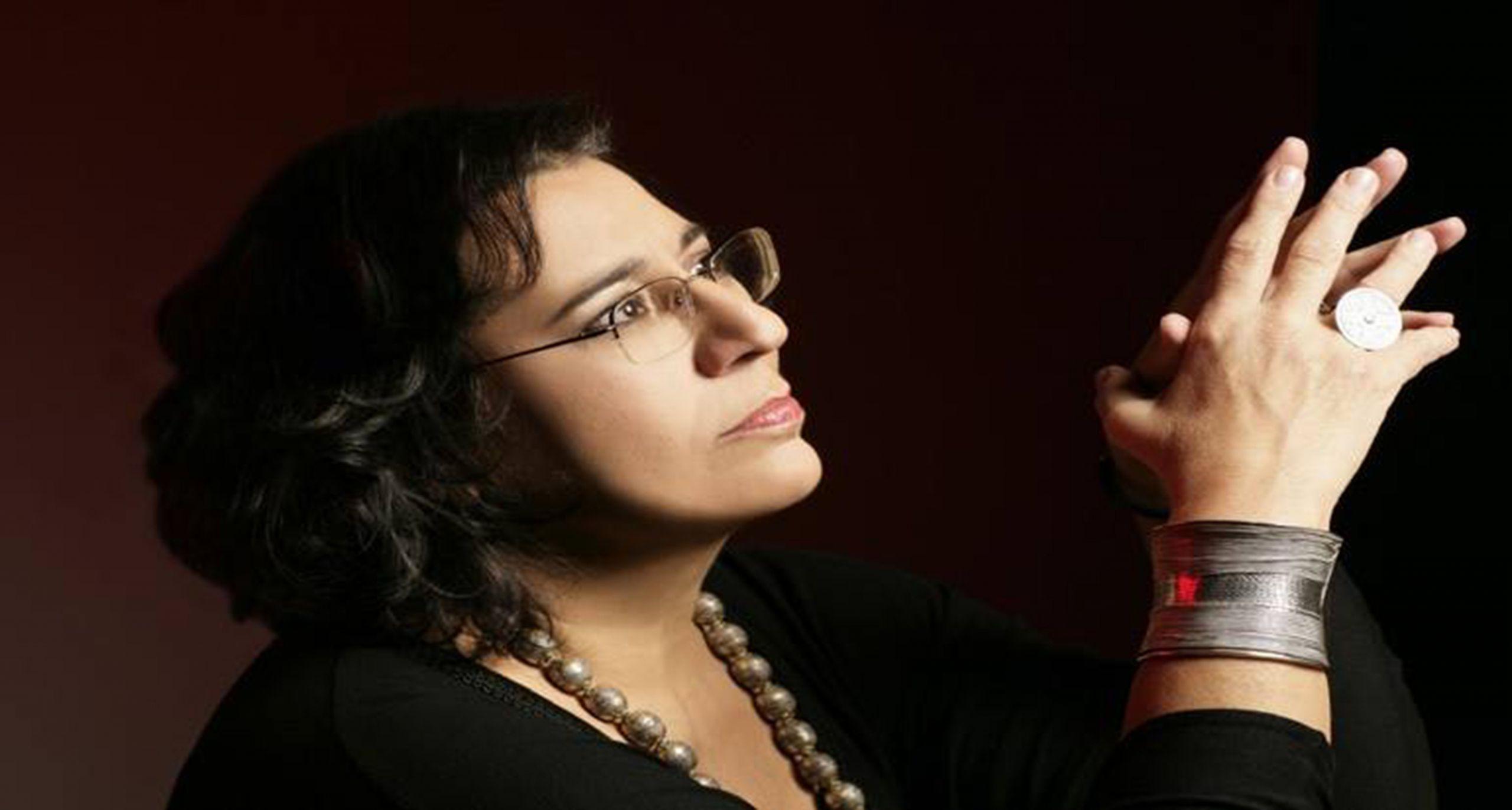 «Επέστρεφε στην ποίηση» με την Μαρία Φαραντούρη στο Μέγαρο Μουσικής Αθηνών