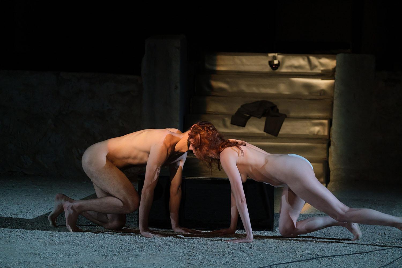 Κρεουργία, του Γιάννη Μαυριτσάκη στο Θέατρο Πέτρας