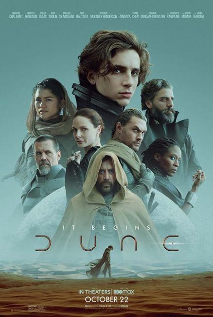 Dune: Η αφίσα