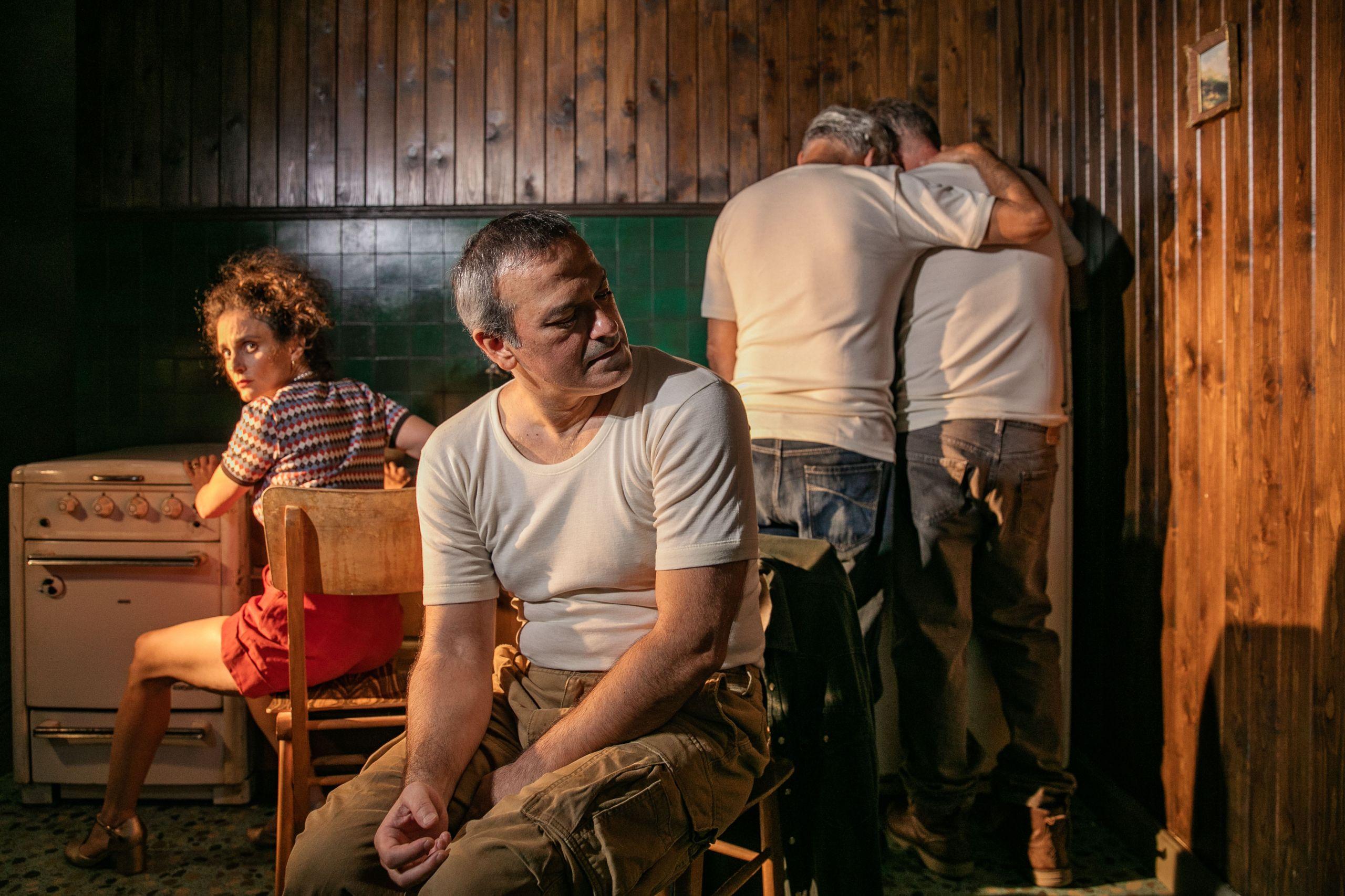 """Προμηθέας σε σκηνοθεσία Νίκου Καραθάνου στο Θέατρο """" Στη Στέγη"""""""