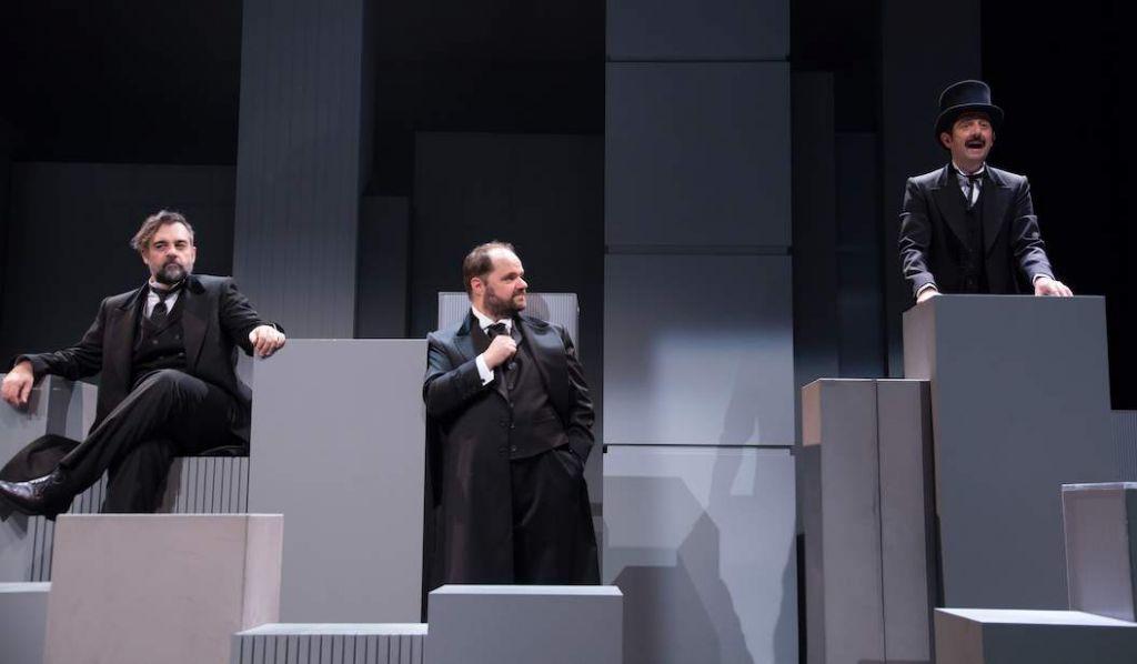 Θέατρο του Νέου Κόσμου: Όλα όσα θα δούμε τη νέα θεατρική σεζόν - Monopoli.gr