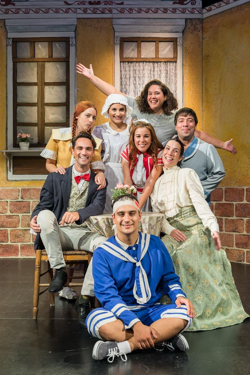 Ο «Τρελαντώνης» ανεβαίνει στο Metropolitan: The Urban Theater