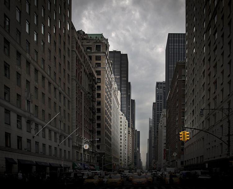 """Cityscapes"" Θεματική έκθεση φωτογραφίας στην Blank Wall Gallery"