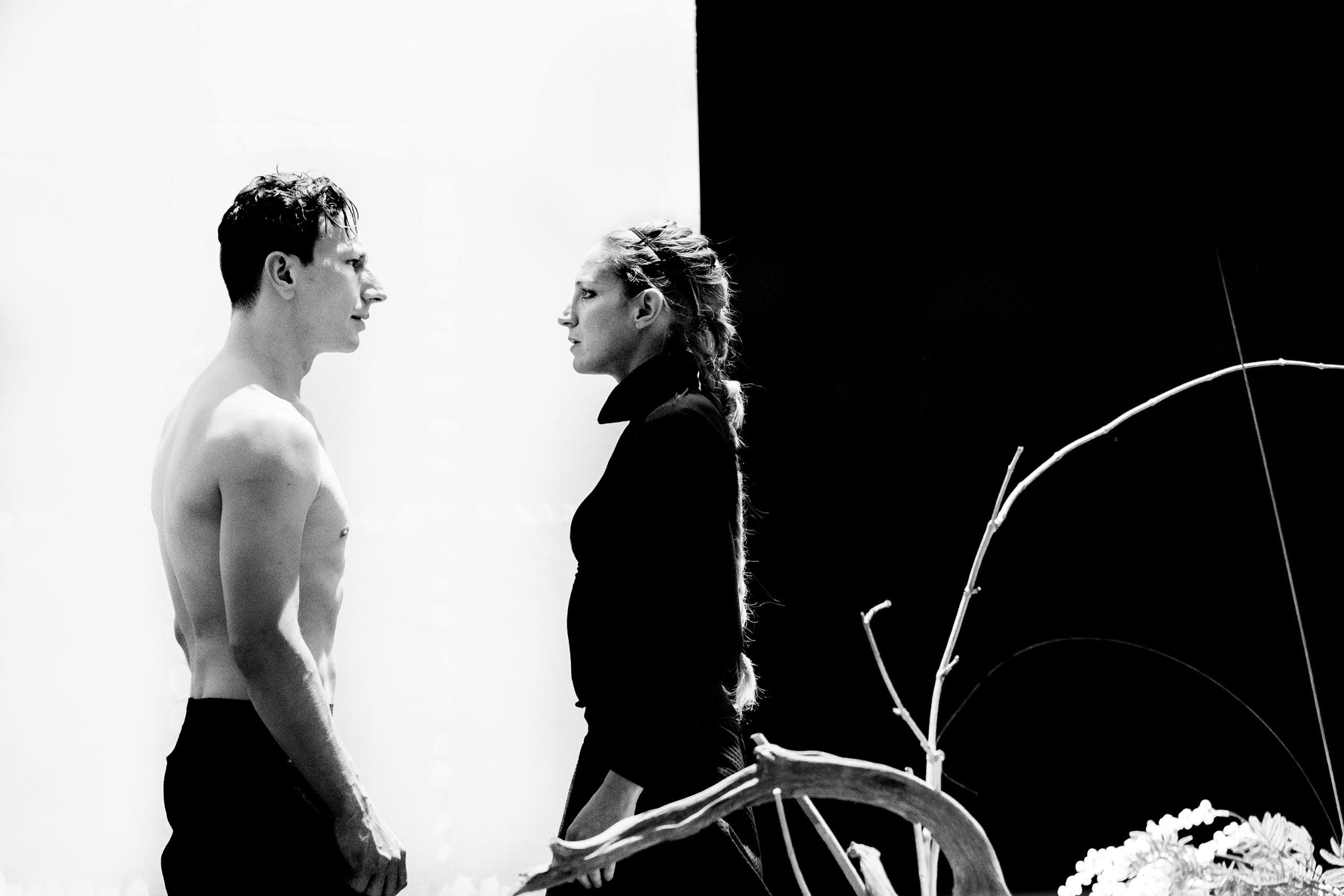 Φαίδρα, σε σκηνοθεσία Δημήτρη Καραντζά στο Θέατρο Προσκήνιο
