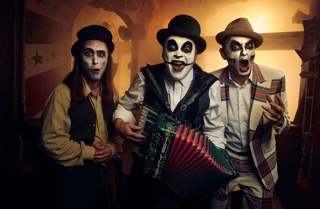 The Tiger Lillies, credits: Andrey Kezzyn