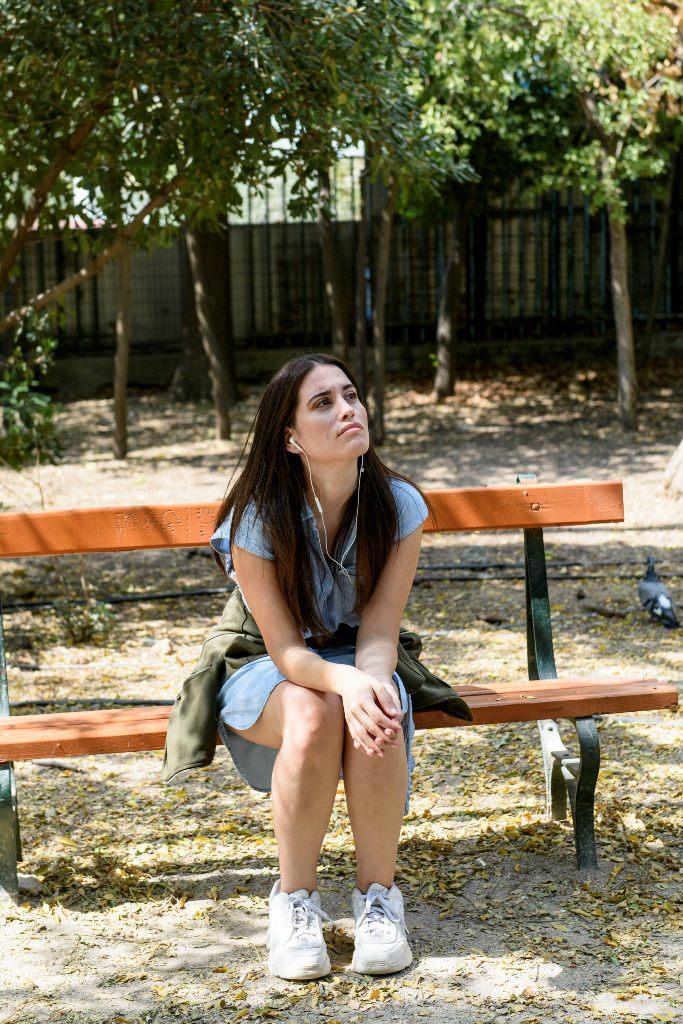 Η Ελίνα Γιαννάκου στον ρόλο της Σάρα. Φωτογραφίες: Ελίνα Γιουνανλή