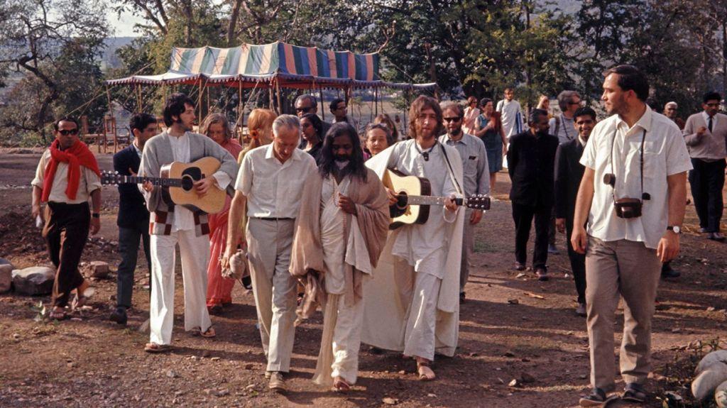 Park Your Cinema Docs: «Οι Μπιτλς στην Ινδία» (2021) στο ΚΠΙΣΝ