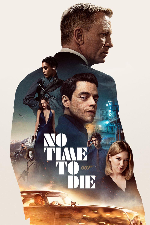 """Η αφίσα του """"No Time to Die"""""""""""