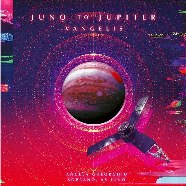 Juno to Jupiter: Νέο άλμπουμ για τον Vangelis