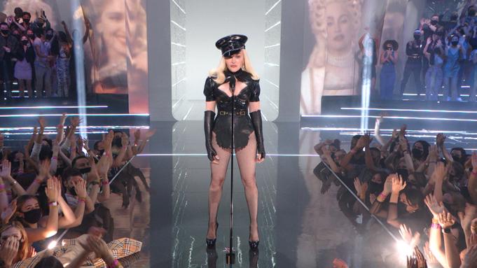 Η Madonna έκλεψε την παράσταση στα φετινά βραβεία του MTV
